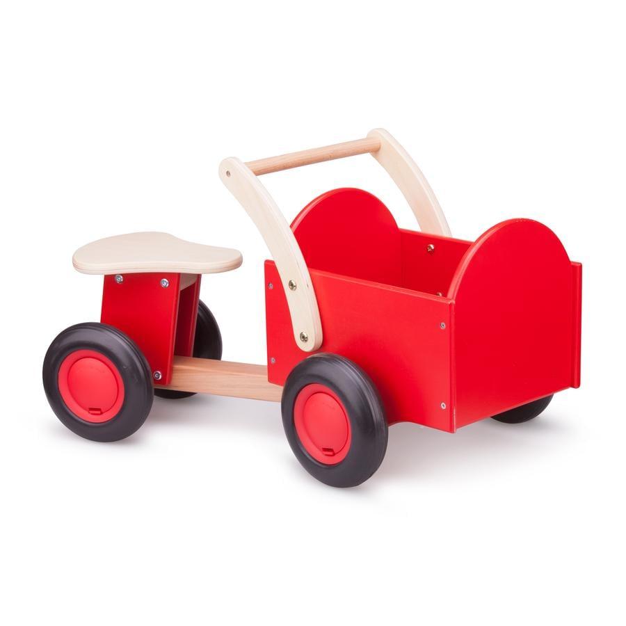 New Classic Toys Rutscher mit rotem Kasten