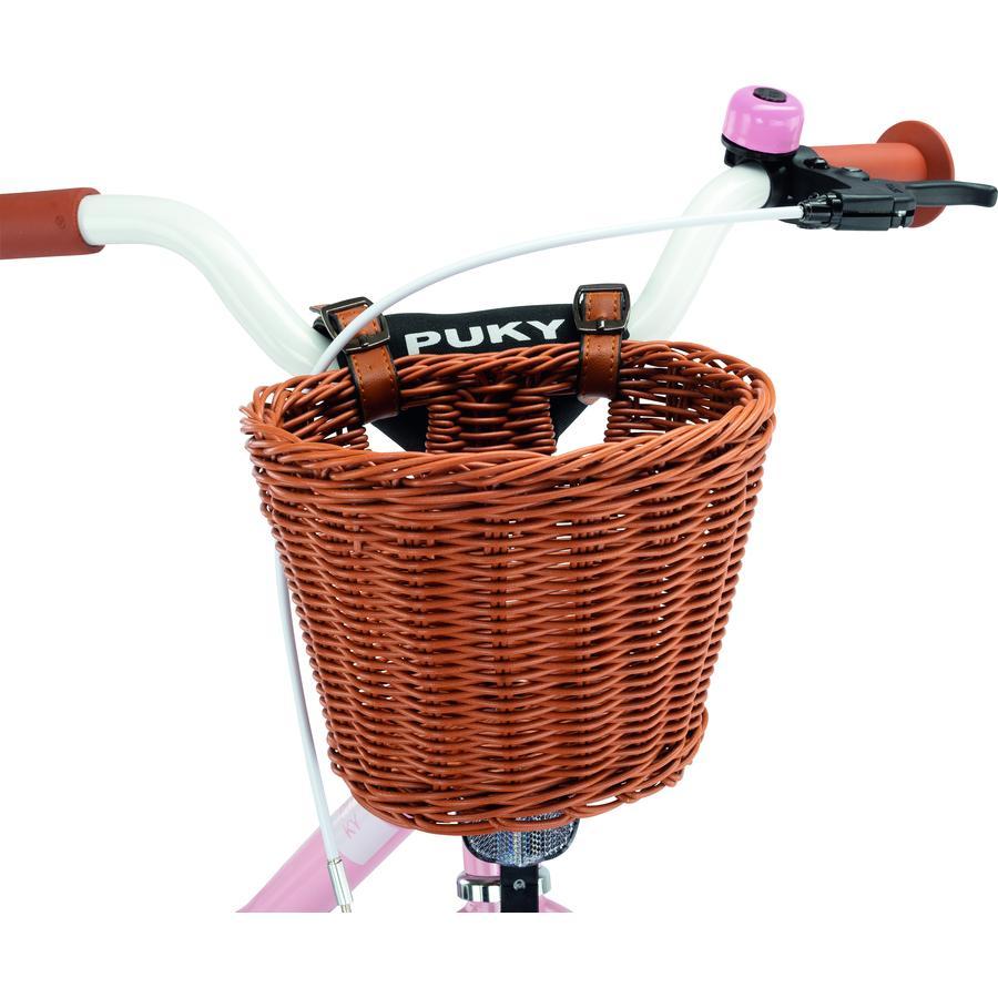 PUKY® Panier pour guidon de vélo enfant Chaos M brun