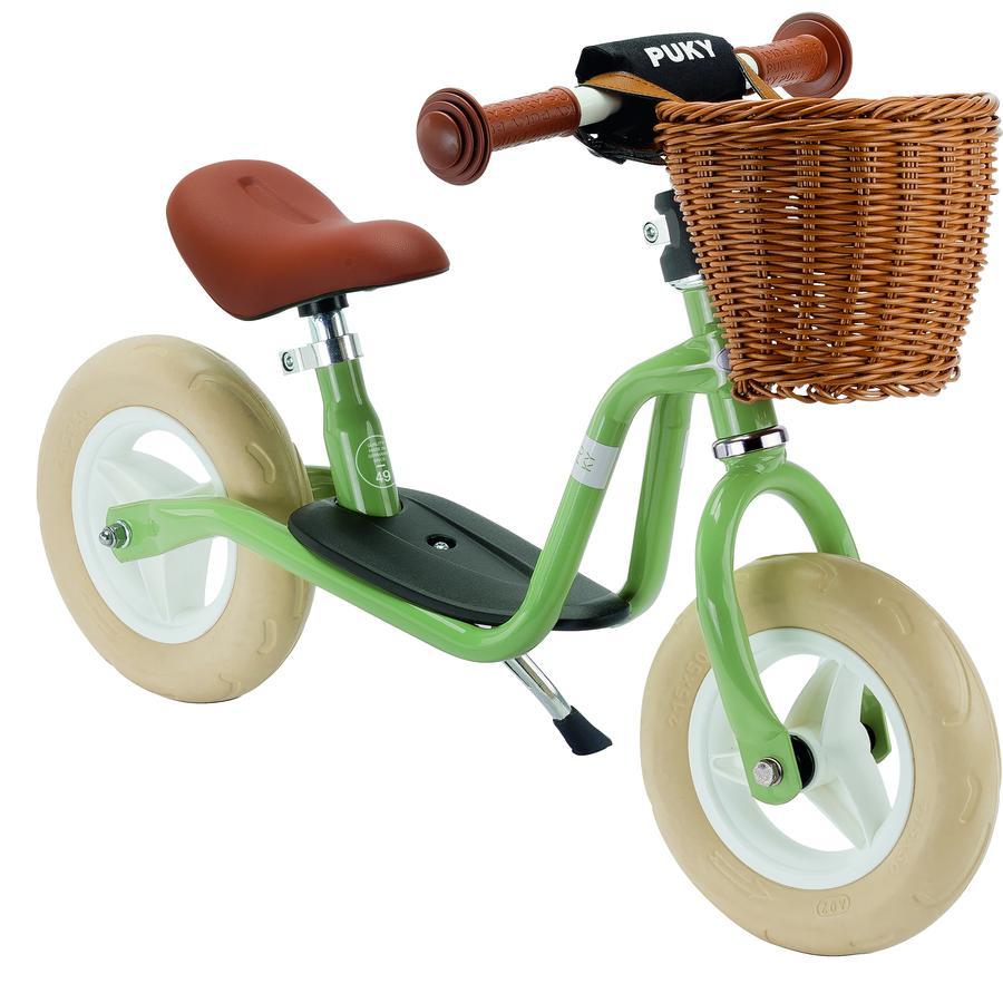 PUKY® Laufrad LRM Classic, retro-grün