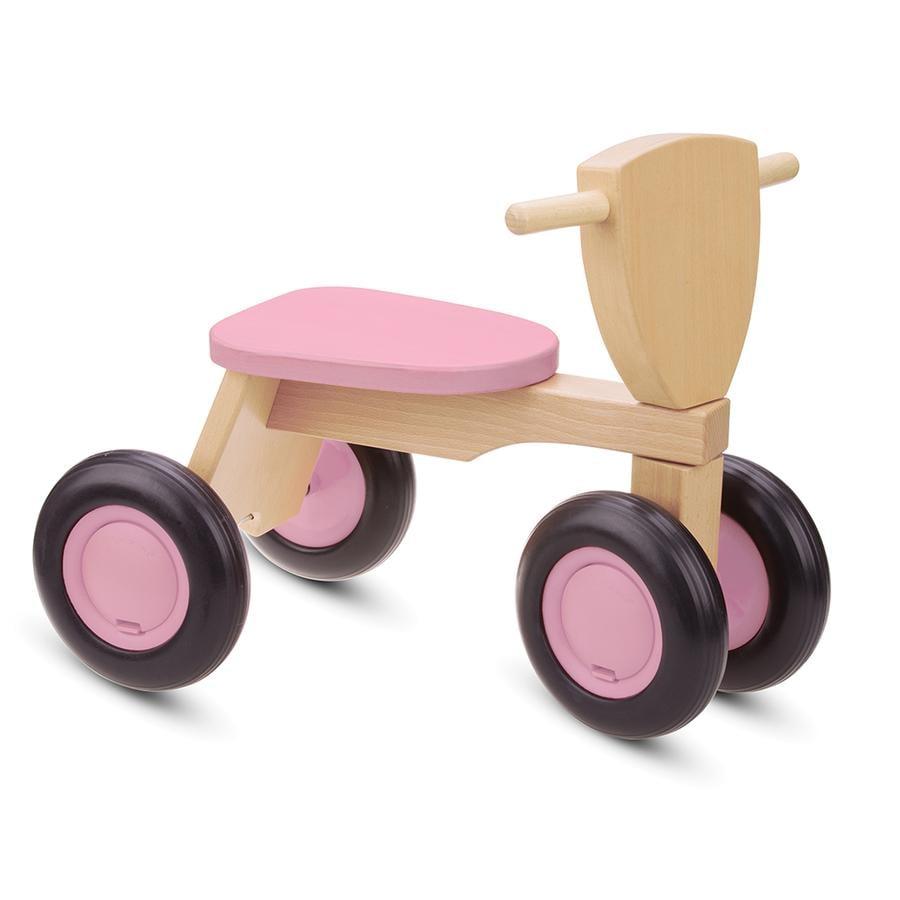 EITECH Loopwagen, pink
