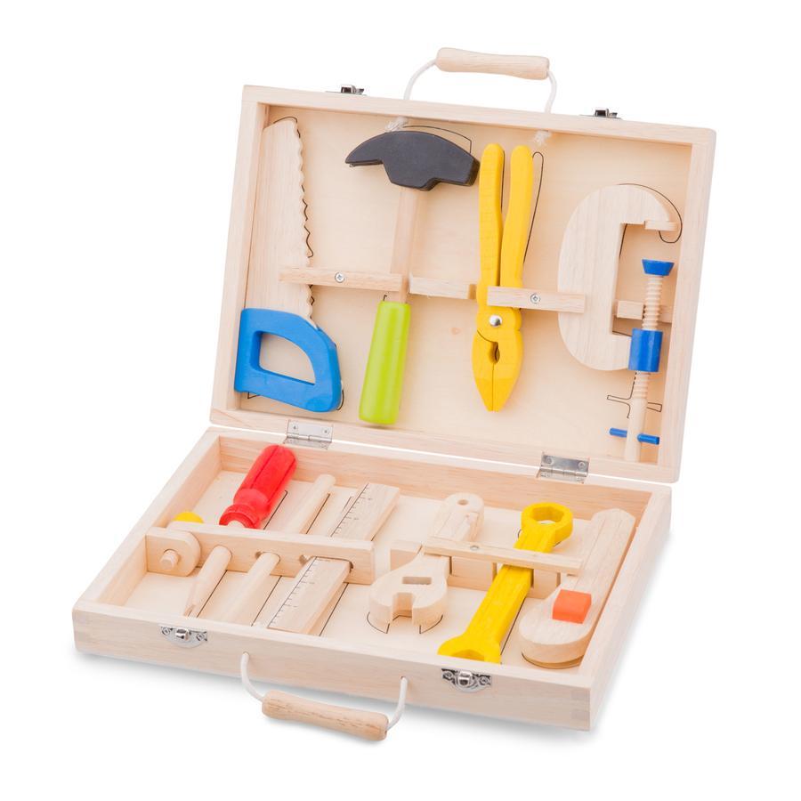 New Classic Toys 10-teiliges Werkzeugset