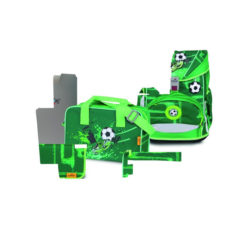 DerDieDas® ErgoFlex - Green Goal, 5-tlg.