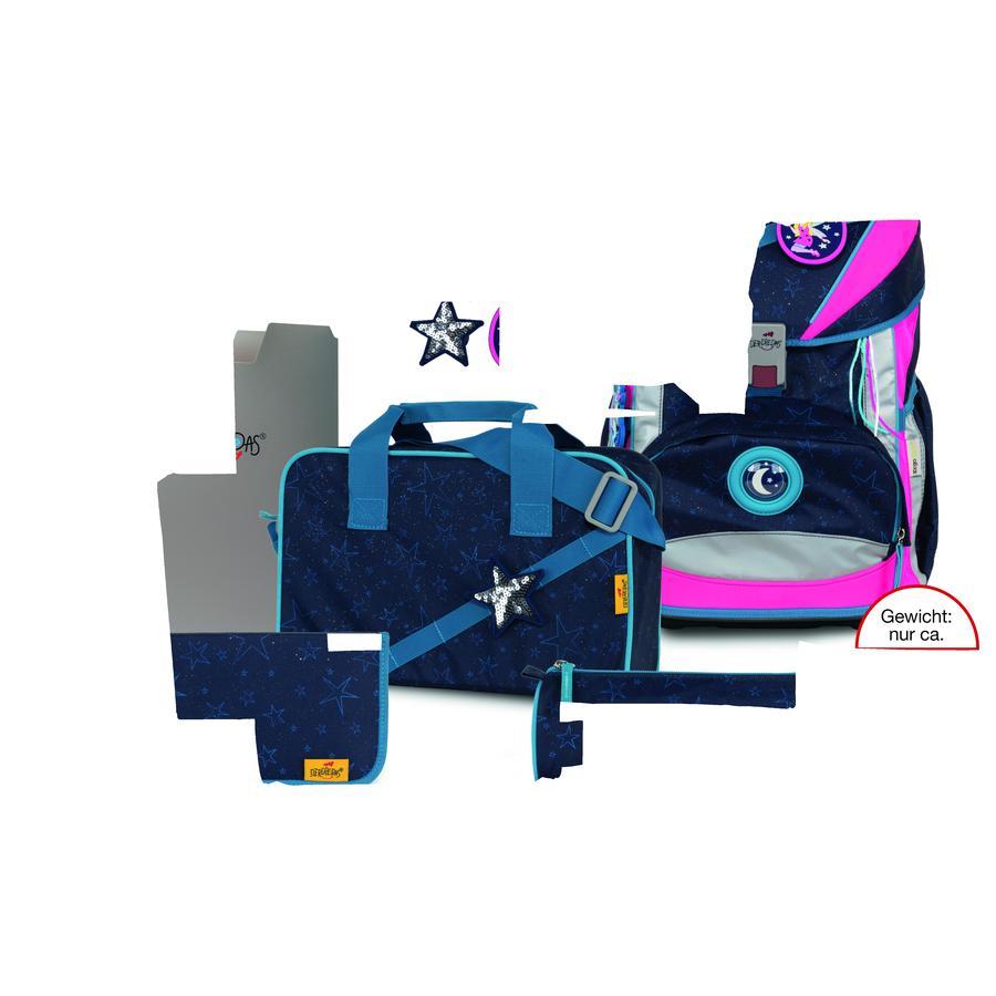 DerDieDas ® ErgoFlex Buttons - Blue Fairy , 5-pcs.