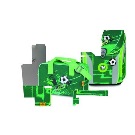 DerDieDas ® ErgoFlex Max - Green Meta, 5 piezas