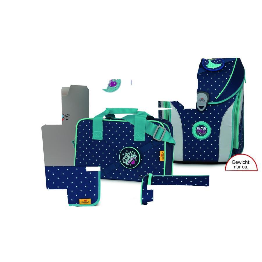 DerDieDas® ErgoFlex Max Buttons - Star Prince ss, 5 deler