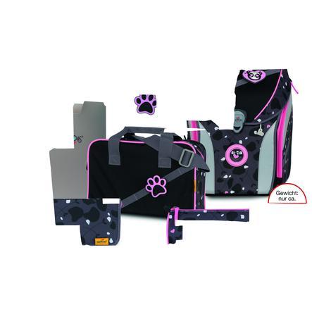 DerDieDas ® ErgoFlex Max Buttons - Pink Panda, 5 pcs.