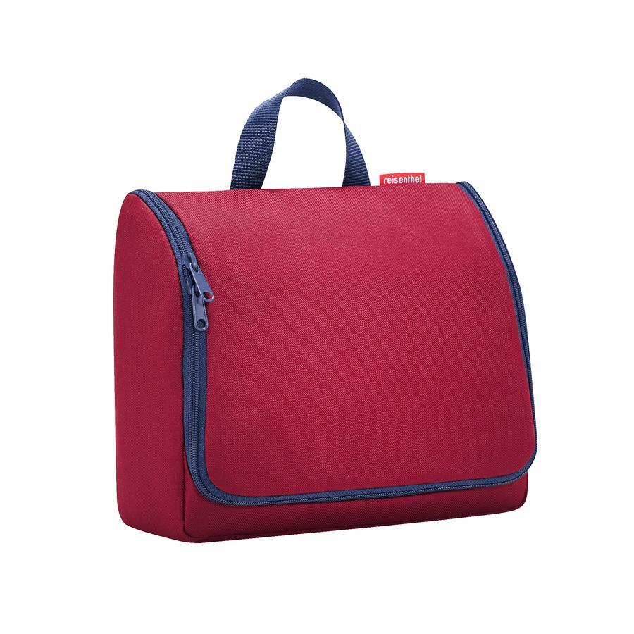reisenthel® toiletbag XL dark ruby