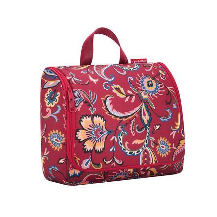 reisenthel ® toalettpåse XL paisley ruby