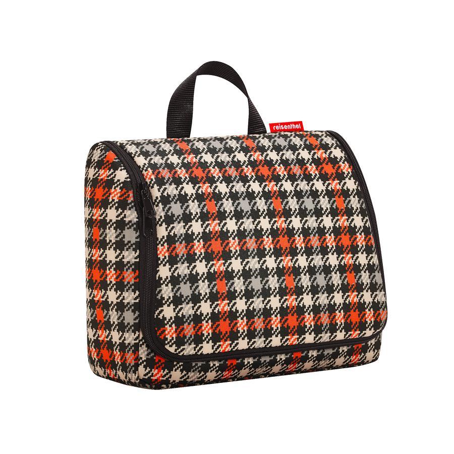 reisenthel® toiletbag XL glencheck red