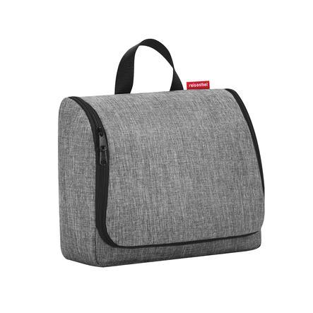 reisenthel® toiletbag XL twist silver