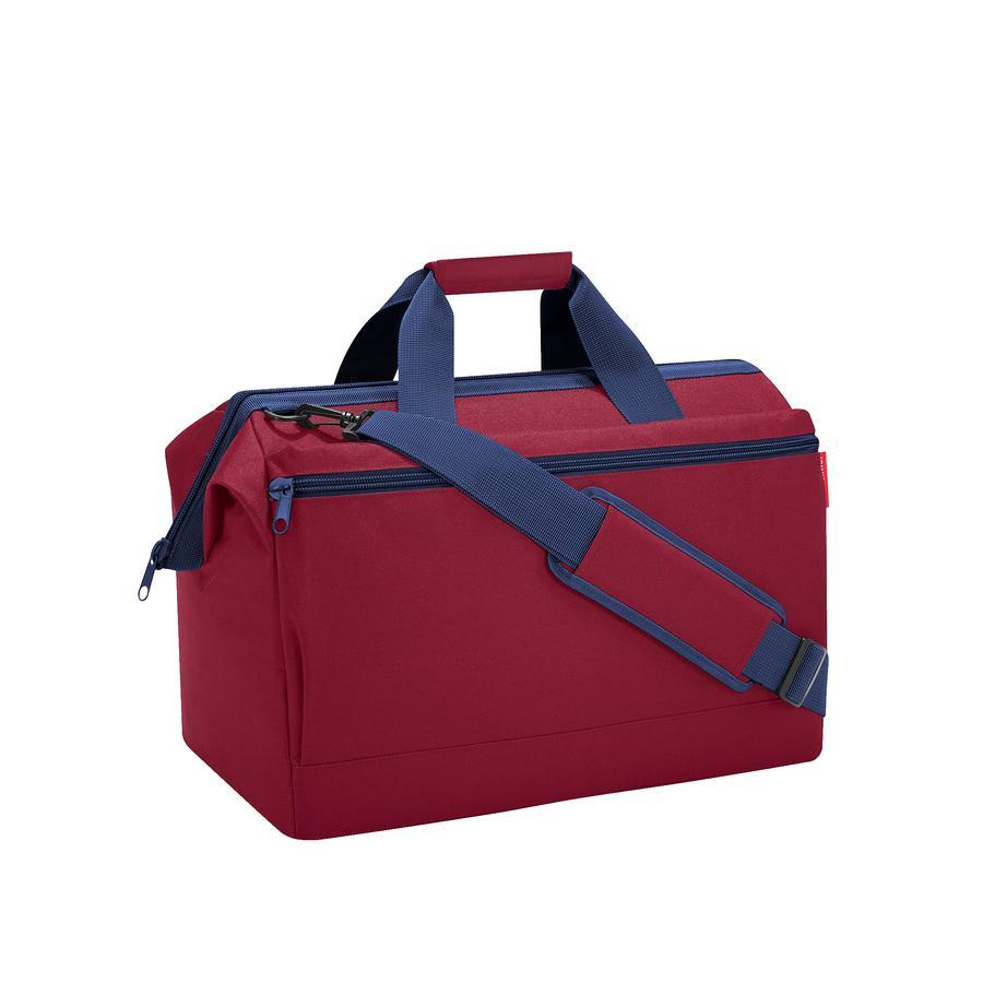reisenthel® allrounder L pocket dark ruby
