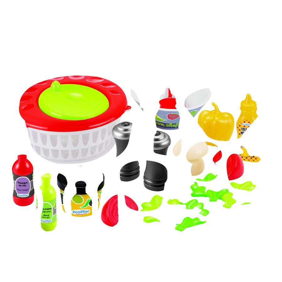 ecoiffier Salat-Set
