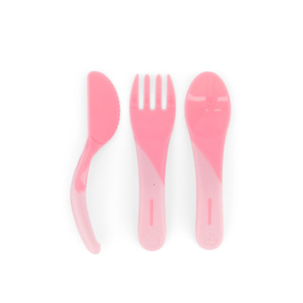 Twist shake Bestek voor de eters pastel l roze