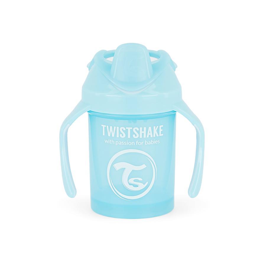 Twist shake Kubek do picia Mini Cup 230ml pastel l niebieski