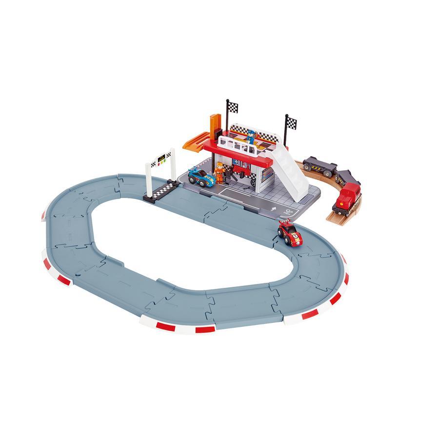 Hape racerbaner - stasjon