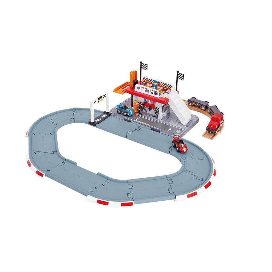 Hape Rennstrecken-Station