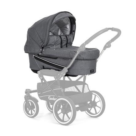 Emmaljunga Kinderwagenset Edge Duo Lounge Grey