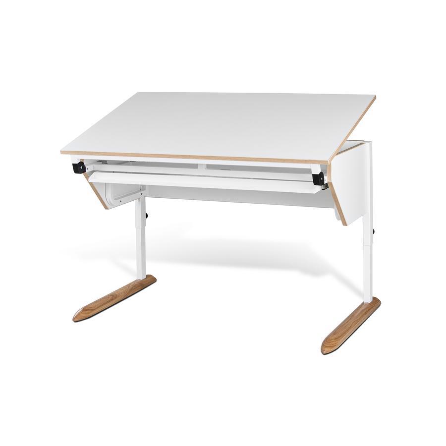 tiSsi ® Skrivebord Standard Jonas hvid