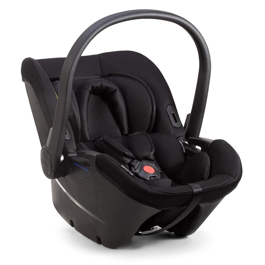 Silver Cross Baby turvakaukalo Simplicity Plus Black