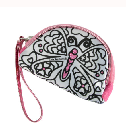 SIMBA Color Me Mine - Diamond Party Half Moon Purse