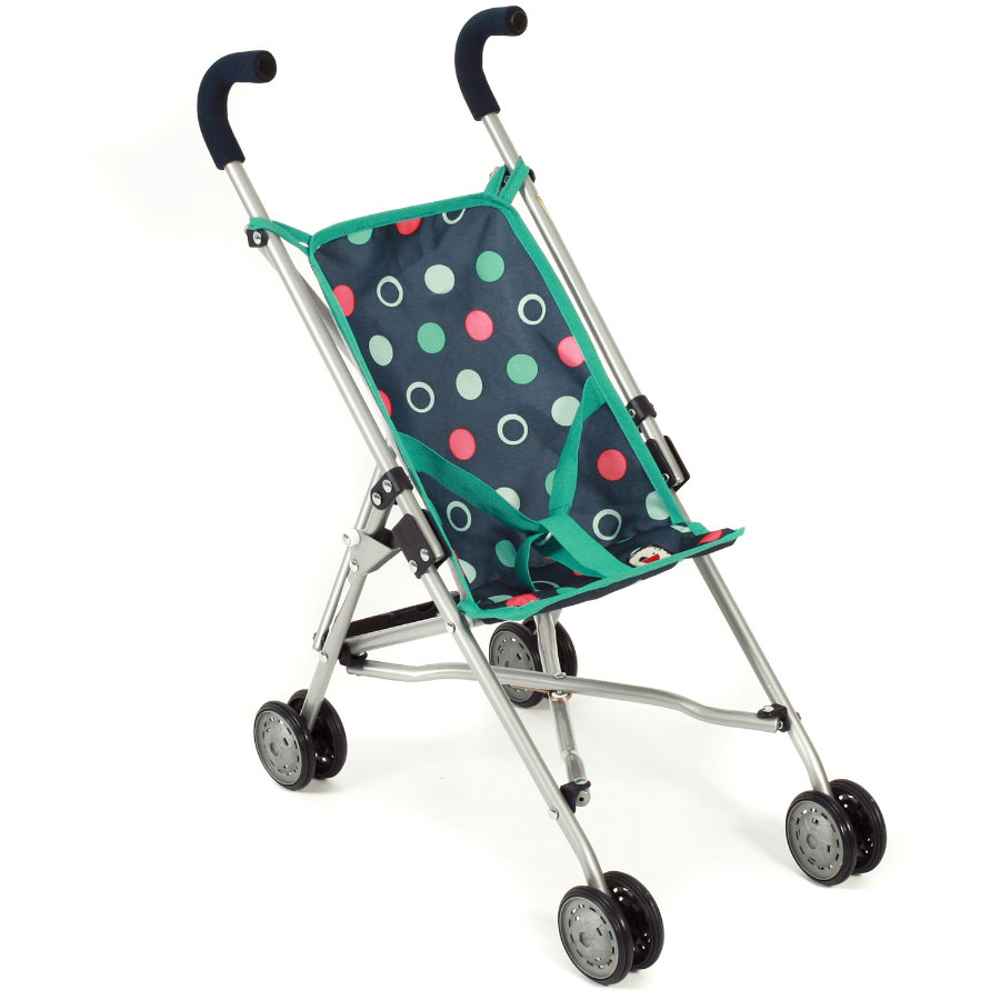 "BAYER CHIC 2000 Passeggino bambola Mini ""Roma"", Menta 601-21"