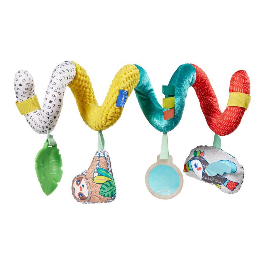 Infantino Zabawa - Spiral e dla fotelika dziecięcego