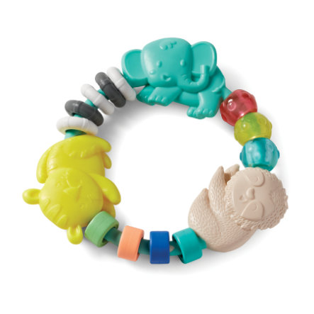 Infantino Anneau de dentition multitexturé