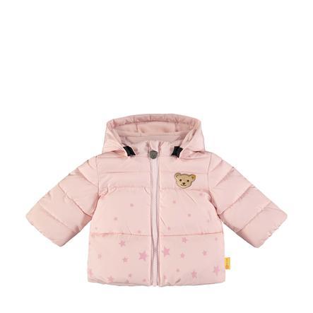 Steiff Girls Jacke barely pink