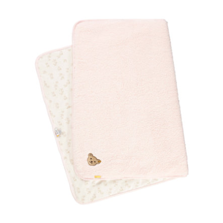 Steiff Girls couverture polaire barely rose