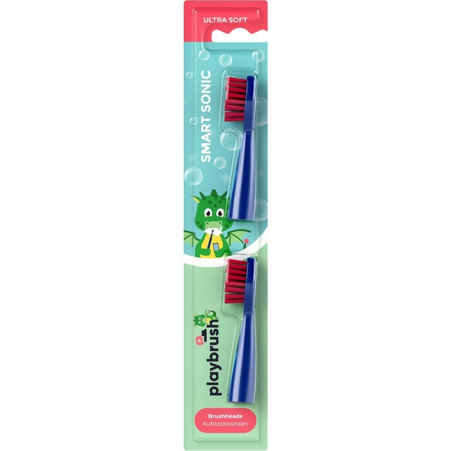 playbrush Borstelkop Smart One (2x) mint