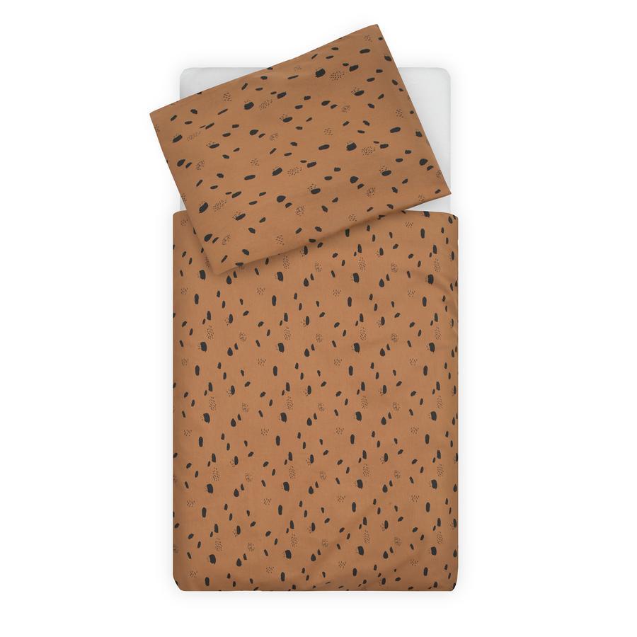 jollein Ropa de cama Caramelo de manchas 100 x 140 cm
