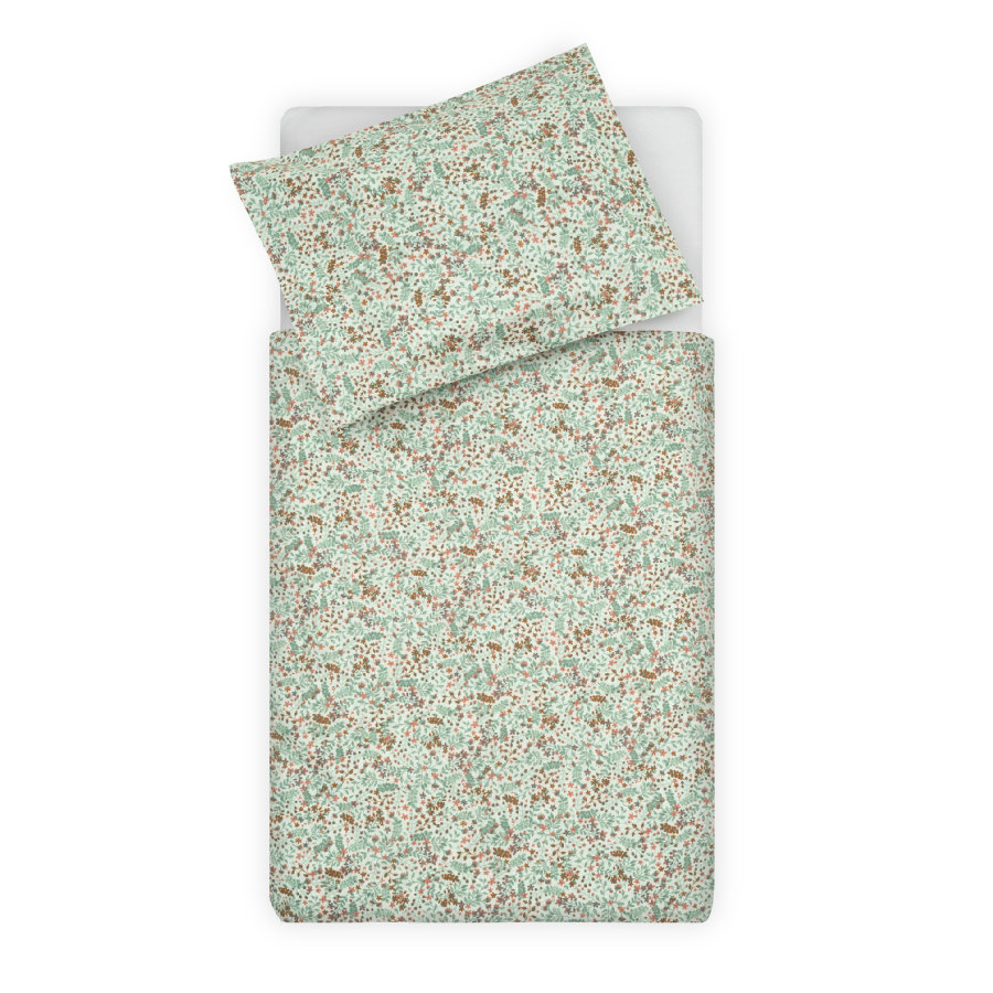 jollein Biancheria da letto Bloom 100 x 140 cm