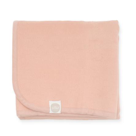jollein Manta rosa pálido 75 x 100 cm