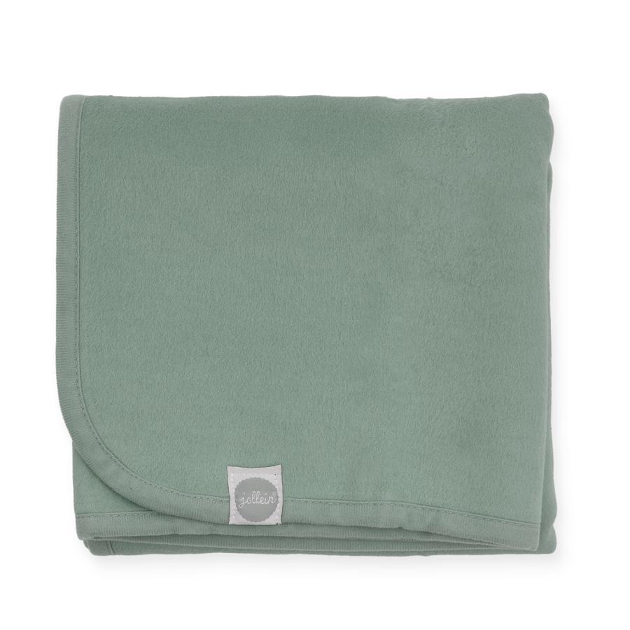 jollein Decke ash green 100 x 150 cm