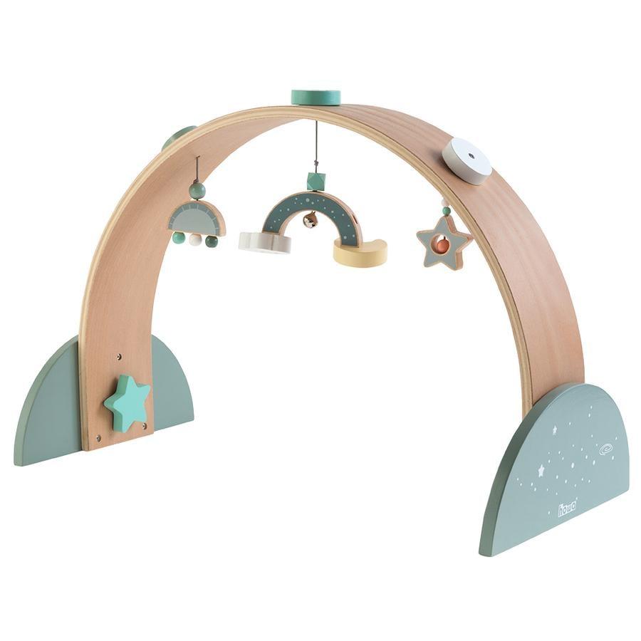 """howa® Spielbogen Baby Gym aus Holz """"space"""""""