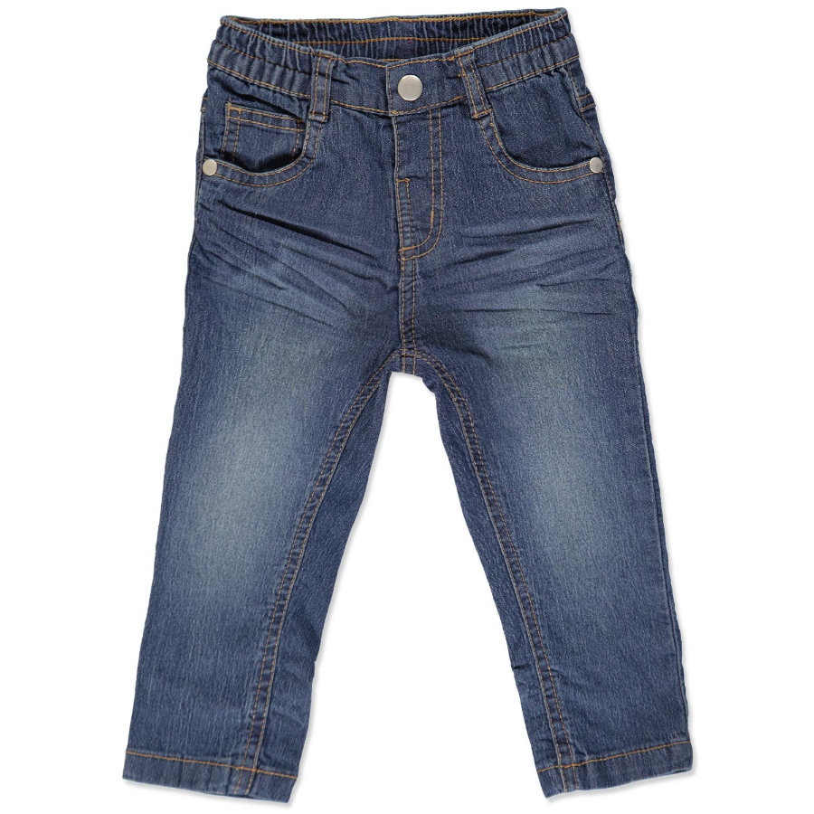 anna & tom Mini Girls Jeans-Hose Denim blau