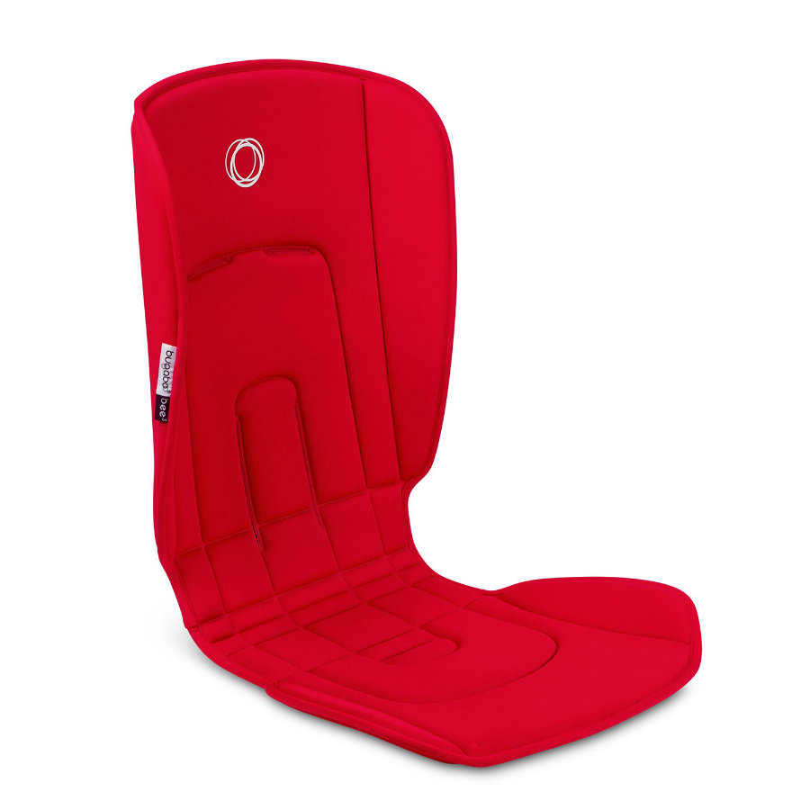 bugaboo Bee 3 Seat Liner Red