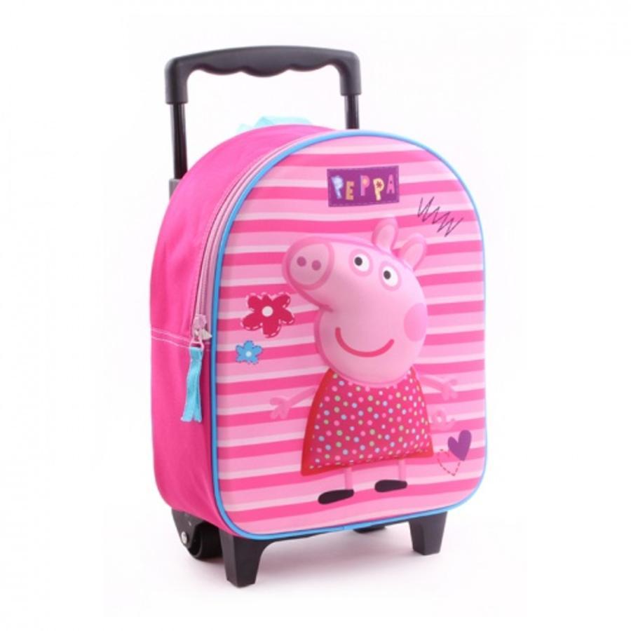 Vadobag Trolley Rucksack Peppa Pig Pretty Little Things (3D)