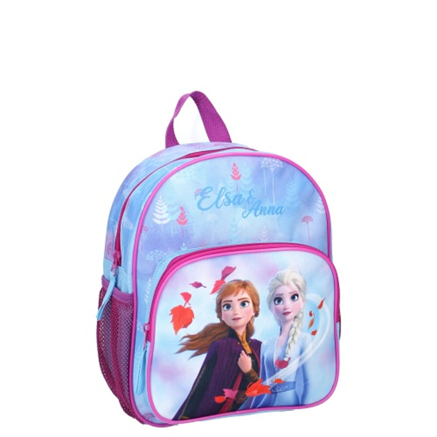 Vadobag Rucksack Frozen 2 Connected By Nature mit Seitentaschen Vadobag Rucksack Frozen 2 Connected By Nature mit Seitentaschen
