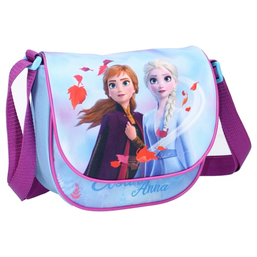 Vadobag Schultertasche Frozen 2 Connected By Nature