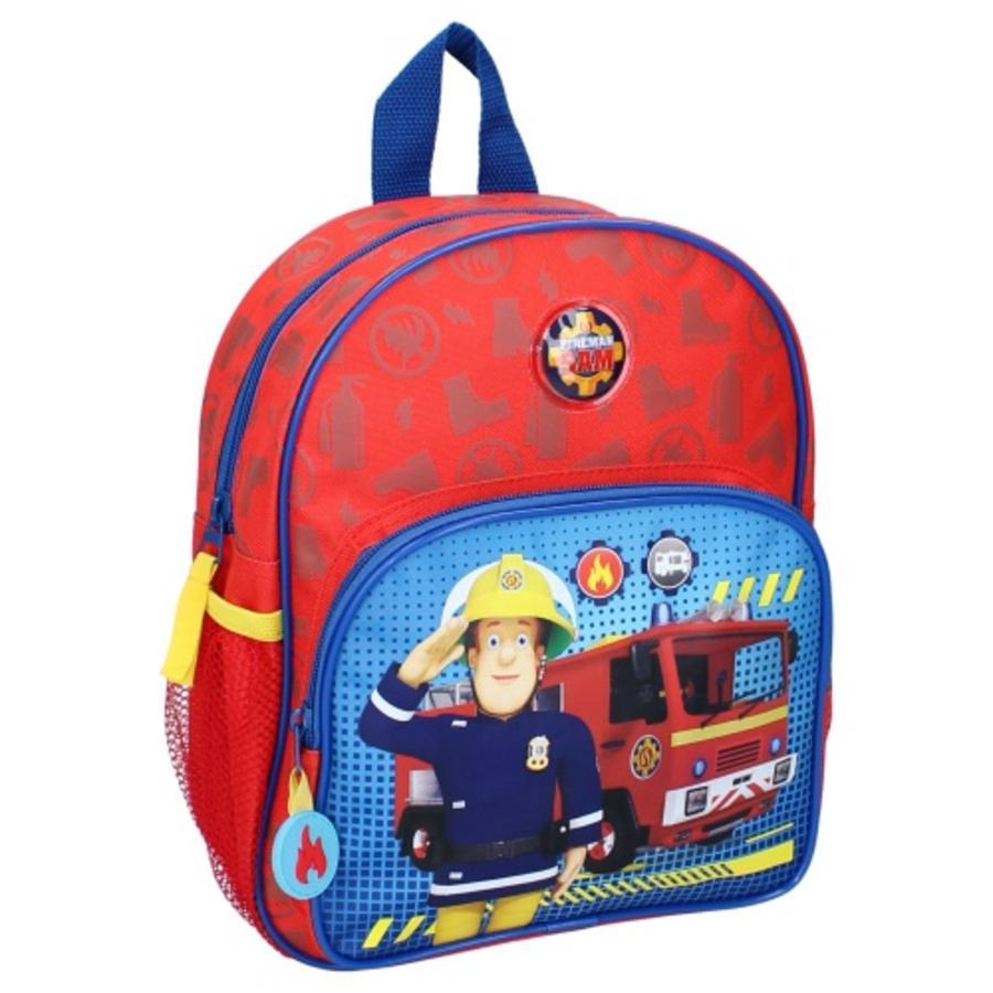 Vadobag Sac à dos du pompier Sam Fire Rescue