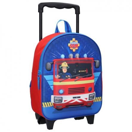 Vadobag Trolley Rucksack Feuerwehrmann Sam On Duty