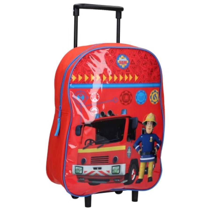 Vadobag Wózek strażacki Sam Gotowy do akcji ratunkowej