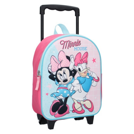 Vadobag Trolley Rucksack Minnie Mouse Simply Sweet (3D)