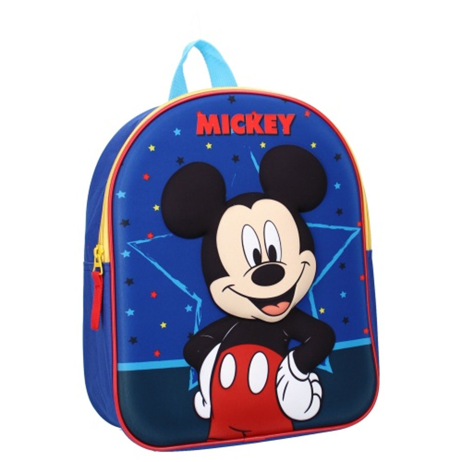 Vadobag Rucksack Mickey Mouse Strong Together (3D)