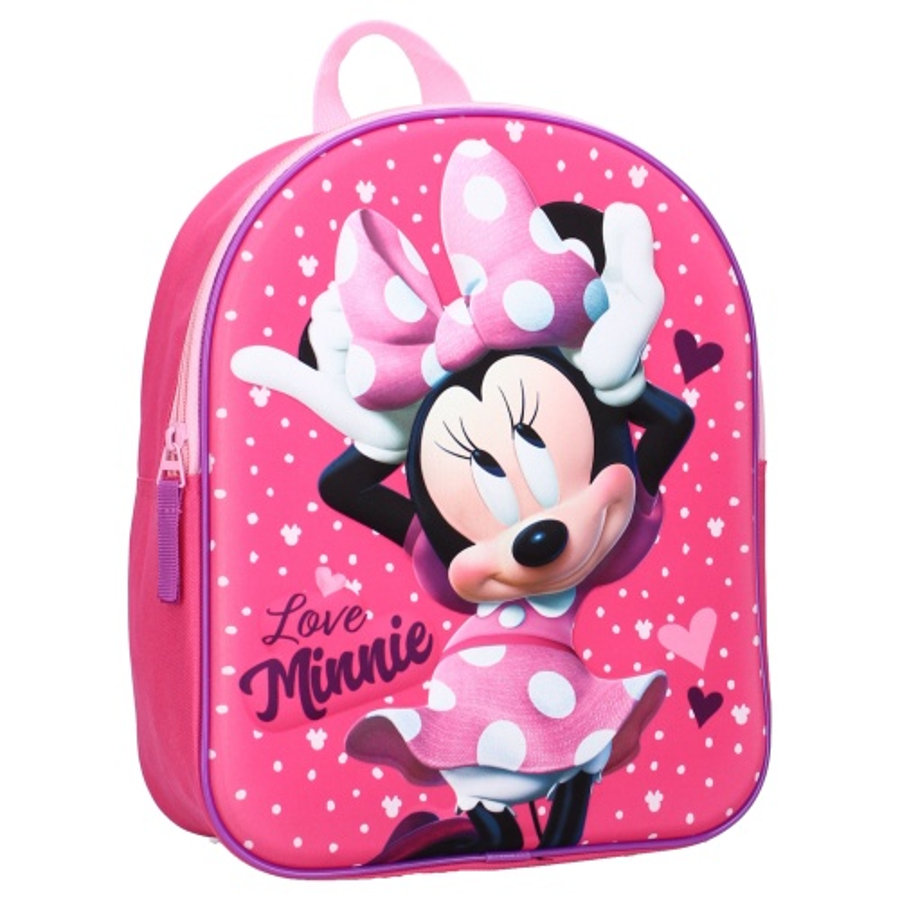 Vadobag Rucksack Minnie Mouse Strong Together (3D)