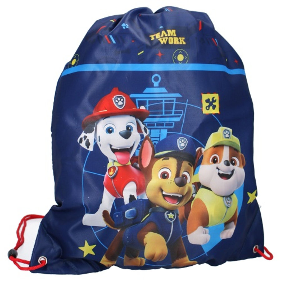 Vadobag Gymbag Paw Patrol All Paws On Deck
