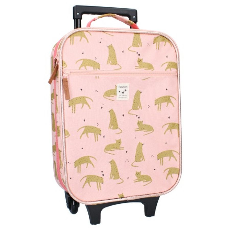 Kidzroom Trolley Kuffert med kuffert