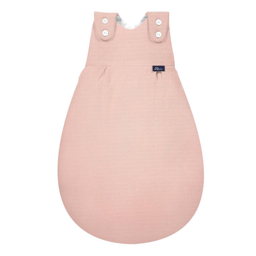 Alvi Baby-Mäxchen® Außensack Special Fabrics Ajour Rosé