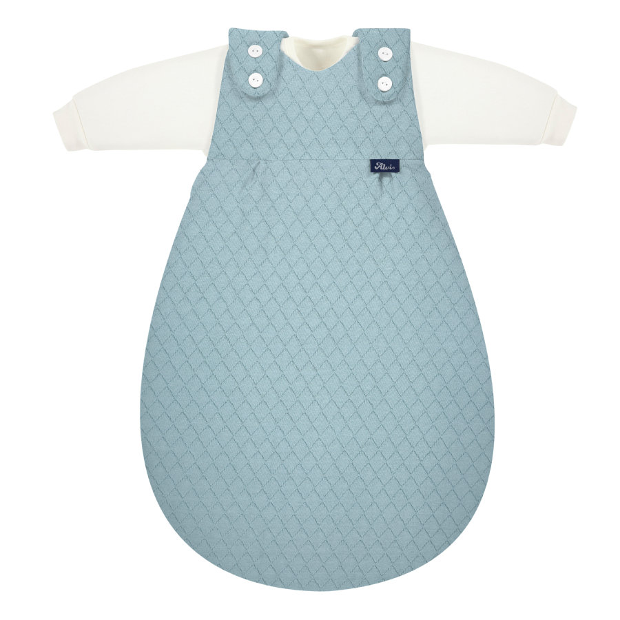 Alvi Baby-Mäxchen® 3-tlg Special Fabric - Diamond Aqua